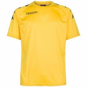Kappa T-shirt sport Active Jersey Man KAPPA4SOCCER CASTOLO Soccer sport Shirt
