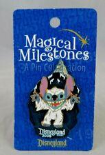 Disney Disneyland Pin - Magical Milestones Stitch Matterhorn Abominable Snowman