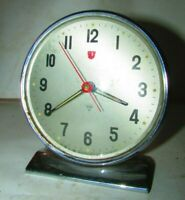 Vintage alarm clock Diamond Clock ساعة الجودة الصينية Made in Shanghai China #8