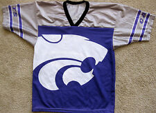KANSAS STATE WILDCATS FOOTBALL JERSEY NCAA MEN'S MEDIUM NEW!
