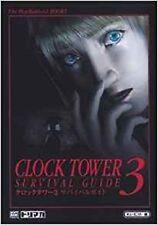 "JAPAN Clock Tower 3 ""Survival Guide"""