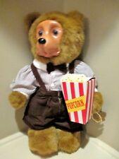 """Robert Raikes Bear Addison 2090/5000 18"""" Circus Coll. Doll Cert. MSRP 160.50 NOS"""