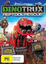Dinotrux - Reptool Rescue : NEW DVD