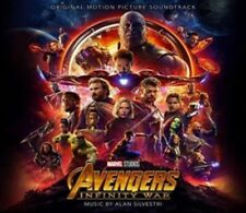 Alan Silvestri - Avengers: Infinity War OST - New CD Album - Pre Order - 25/5