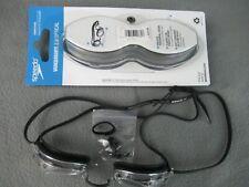 Speedo Vanquisher 2.0 Optical Competitive Swim Goggle Clear -6.00