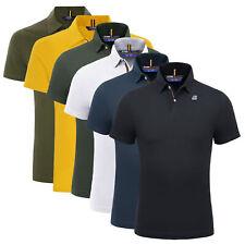 Polo K-Way Gregoire Tape Slim Fit maglia manica corta uomo K007270