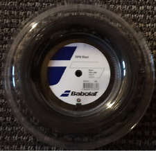 Babolat RPM Blast Black 17G 1.25mm 660ft/200m Reel Tennis String