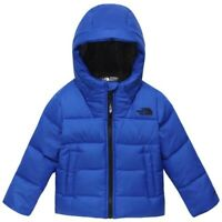 The North Face Moon Doggy Down Jacket Bambino T93Y69 CZ6 Blue