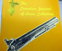 Canadian Journal of Arms Collecting Vol. 8 No. 2 May 1970 Pistols Scotland flint