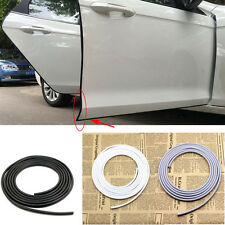 1m Long Car Exterior Adhensive Door Edge Guard Scratch Protector Band Trim Strip