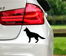 German shepherd decal for your car Pop Top Sticker Decal Sign Funny Cheeky Vinyl