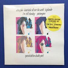 "ELTON JOHN Heardache All Over The World + 3 EJSD12 (England) Vinyl Single 7"""