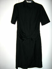 CHANTAL GAUDREAU MADE IN ITALY LADIES FITTED DRESS SIZE 12  EXC/CON