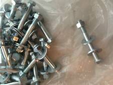 Lot of New Grade 5 Hex Nuts and Bolts with Washers