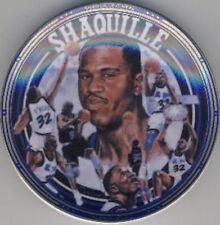 Sports Impressions Shaquille O'Neal 4 inch Mini Plate Shaq Orlando Magic - 1992