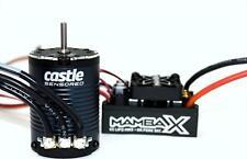 Castle Creations Mamba, Sensored, 25.2V WP X Esc & 1406-1900kV Combo-P-CC0...