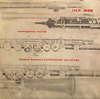 "VERY RARE JAZZ 10"" HOWARD RUMSEY'S LIGHTHOUSE ALL STARS OG FR VOGUE JSLP 50.030"