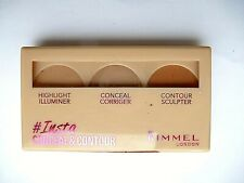 Rimmel London #Insta Conceal & Contour Trio Palette 8.4g LIGHT/CLAIR-010 N/S