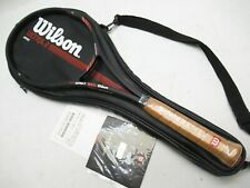 New listing **NOS** WILSON ULTRA 2 MIDSIZE JAPAN REISSUE TENNIS RACQUET (4 1/4) W/ FULL COV.
