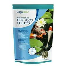 Aquascape Premium Staple Fish Food Pellets  Large Pellet 4.4 lbs. 98869