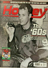 New July 2020 Beckett Hockey Card Price Guide Magazine With Gordie Howe
