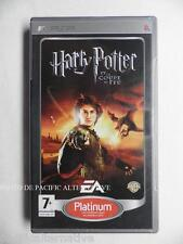 Game harry potter and the goblet of fire on sony psp game spiel gioco juego complete