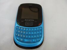 Vintage Alcatel One Touch OT-355 - Bleu QWERTY