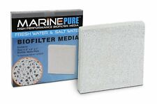 ONE CerMedia MarinePure PLATE Bio-Filter Media 8 x 8 x 1 PLATE New stock 2018