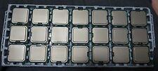 Intel CPU Socket 775 - Lote 20 Procesadores !! - Funcionan 100% - Extracción ORO