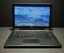 New listing #3 Dell Latitude E7250 intel core I7-5600U @ 2.6 Ghz 8Gb 256Gb Win 10 Laptop
