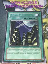 OCCASION Carte Yu Gi Oh GRATTE-CIEL DP1-FR021 1ère édition BE