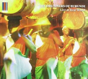 The Drummers Of Burundi Live At Real World (2012) CD digipak Neuf/Scellé