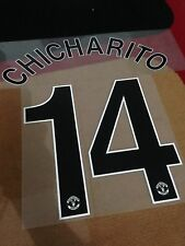Manchester United Final London UCL 2010/11 Sporting ID Nameset