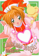 Cardcaptor Card Captor Sakura Doujinshi Dojinshi Tomoyo + Sakura Christmas Magic