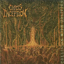 CHAOS INCEPTION Collision With Oblivion CD
