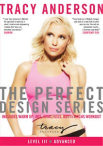 Tracy Anderson's Perfect Design Series: Sequence III DVD NEW