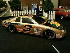 New 1998 Action 1:24 NASCAR Dale Earnhardt Bass Pro Shops Monte Carlo Bank #3