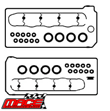 MACE ROCKER COVER GASKET KIT FOR FORD FALCON BA BF FG BOSS 260 290 5.4L V8