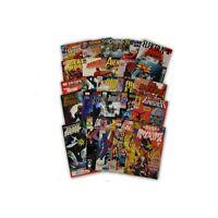 25 Comic Book bundle lot Random Marvel Superhero Collection Spider-Man X-Men