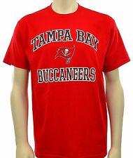 Nfl Tampa Bay Buccaneers Vf Licensed Sports Group Shirt Short Sleeve Red Medium