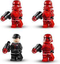 Lego 75266 Starwars Sith trooper 4x minifiguren set- Brandneu!