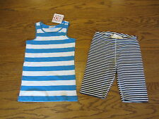 NEW Hanna AnderssonGirls Outfit Size 120 (US 6, 7)