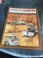 Narrow Gauge and Short Line Gazette : May June 1986 : Volume 12 Number 2