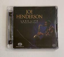 Joe Henderson Lush Life The Music of Billy Strayhorn - Super Audio CD SACD