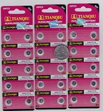 Sr66 Lr66 Batteries. U.S. Seller Fast shipping 20 pcs Ag4 377A 377 Lr626 Sr626Sw