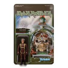 Iron Maiden Aces High Pilot Eddie Mascot Figur Reaction 3 3/4 Inch Super7