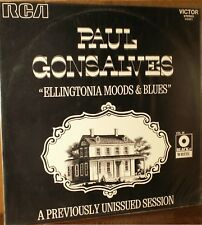 PAUL GONSALVES- VINILE 33 GIRI