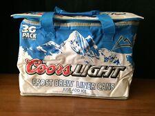 Coors Light 36 Pack Cooler Bag