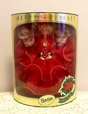 Barbie 1993 Special Happy Holiday Edition NIB