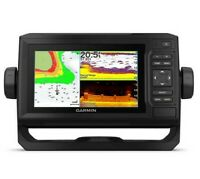 "Garmin 010-02330-01 6"" ECHOMAP UHD 63cv With Transducer And U.S. LAKEVÜ G3"